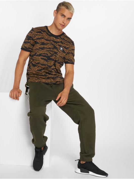 adidas originals T-Shirty Camo Aop Te moro