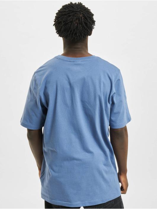 adidas Originals T-Shirty Originals Trefoil niebieski
