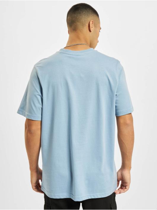adidas Originals T-Shirty Trefoil niebieski