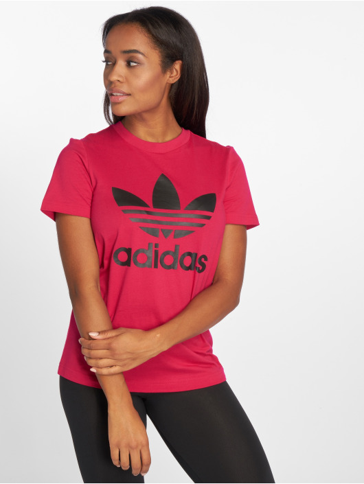 adidas originals T-Shirty LF pink