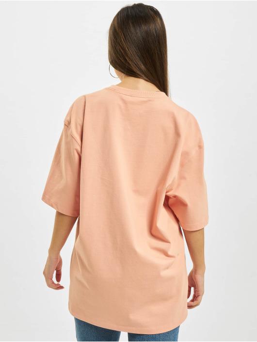 adidas Originals T-Shirty Adidas Originals Essentials T-Shirt pomaranczowy