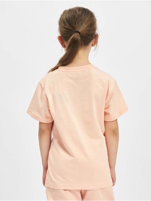 adidas Originals T-Shirty Trefoil pomaranczowy