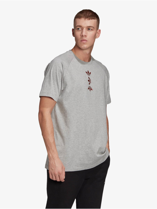 adidas Originals T-Shirty Zeno szary