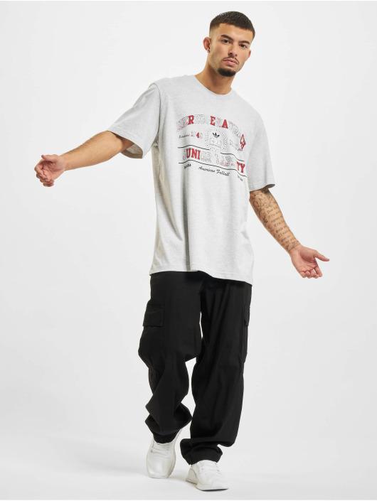 adidas Originals T-Shirty College szary