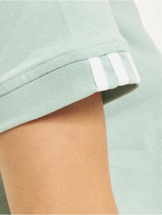 adidas Originals T-Shirty Cropped zielony
