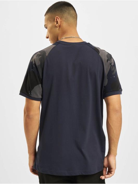 adidas Originals T-skjorter Camo Cali blå