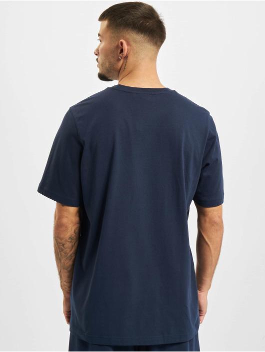 adidas Originals T-skjorter Script blå