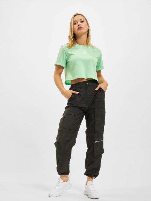 adidas Originals T-skjorter Originals grøn