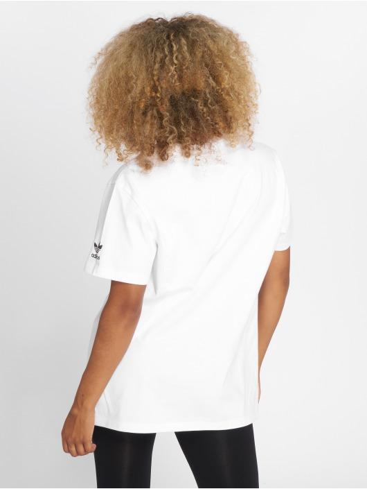 adidas originals T-skjorter Jul Graphic hvit