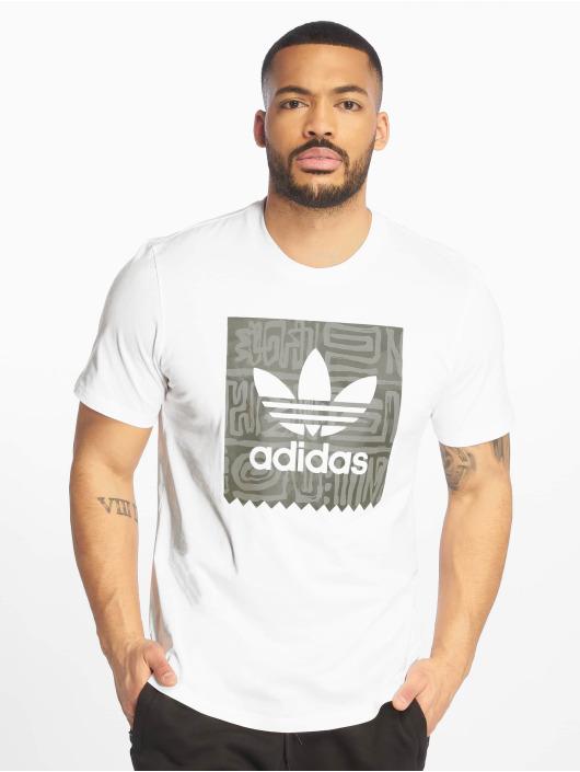 adidas Originals T-skjorter Dakari BB hvit
