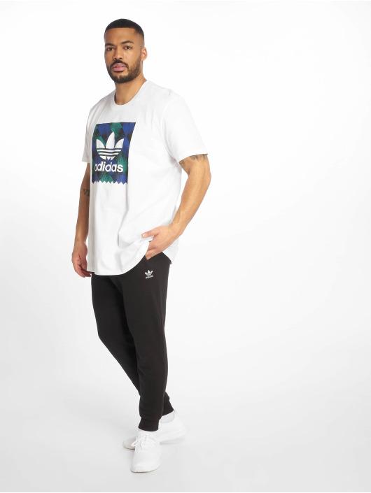 adidas Originals T-skjorter Towning BB hvit