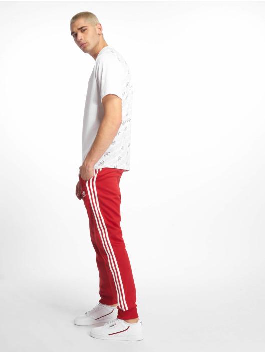 adidas Originals T-skjorter Monogram hvit