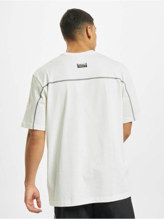 adidas Originals T-skjorter F hvit