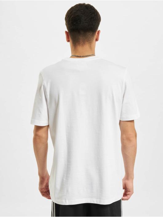 adidas Originals T-skjorter Camo Infill hvit