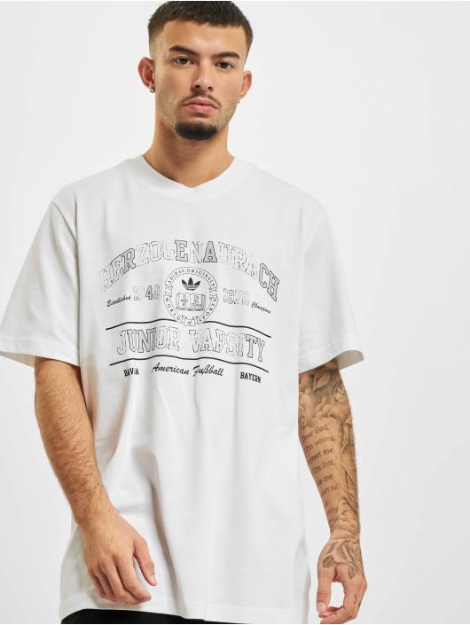 adidas Originals T-skjorter College hvit