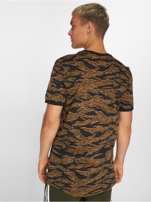 adidas originals T-skjorter Camo Aop Te kamuflasje