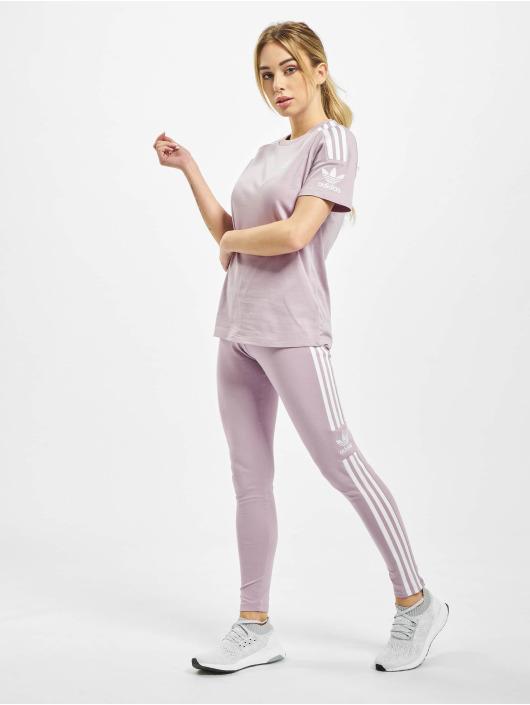 adidas Originals T-skjorter Lock Up rosa