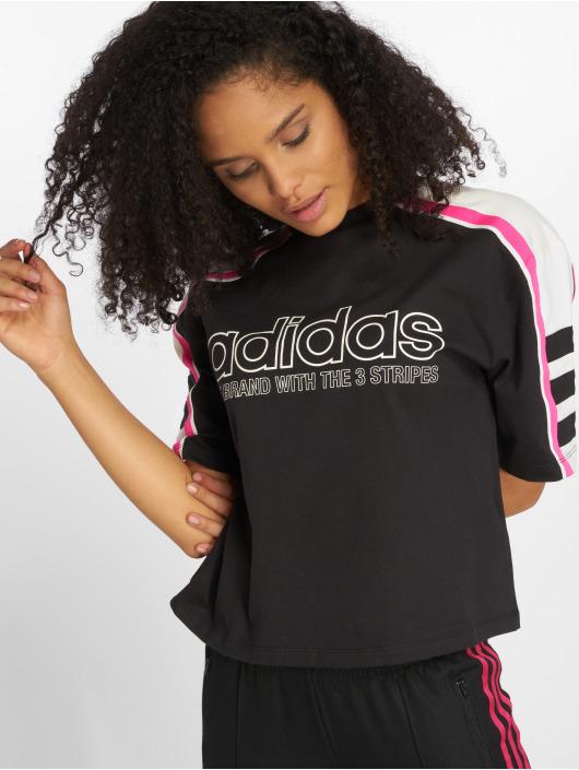 adidas originals T-skjorter Og svart