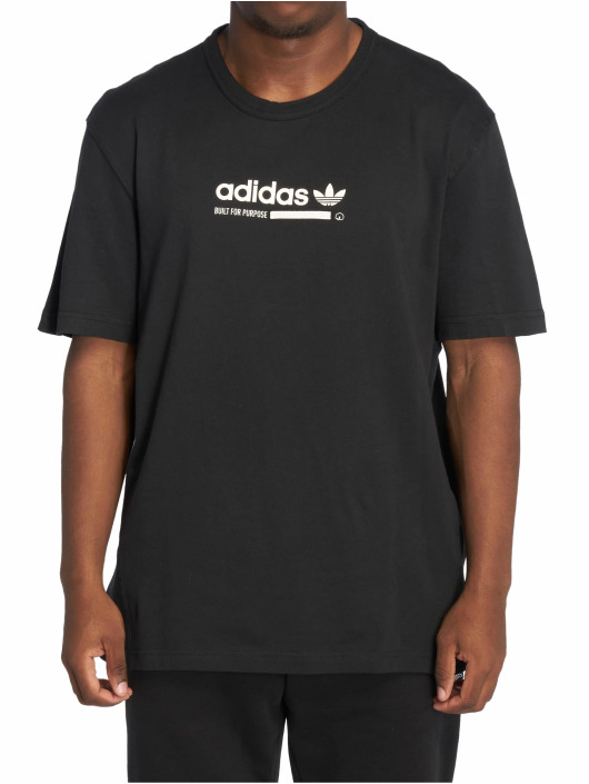 adidas Originals T-skjorter Kaval svart