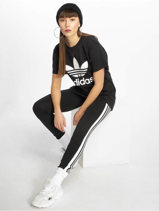adidas Originals T-skjorter Boyfriend svart