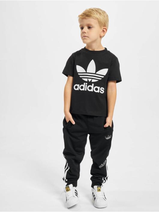 adidas Originals T-skjorter Trefoil svart