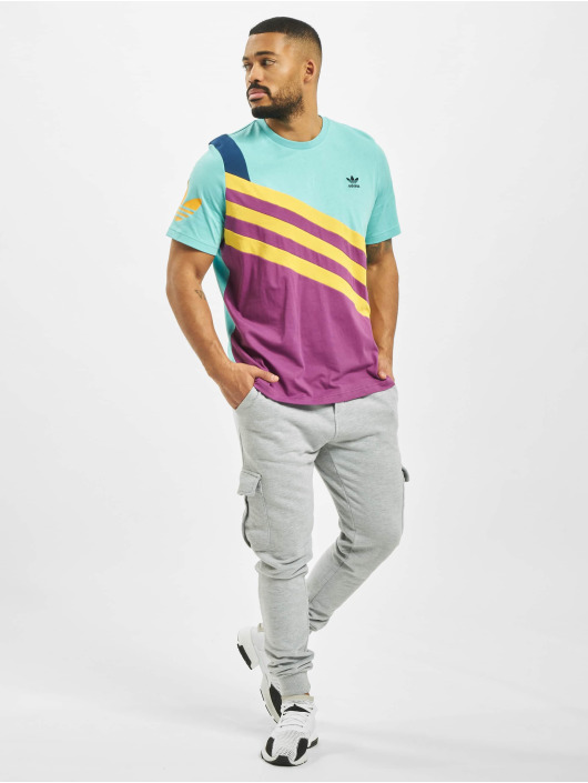 adidas Originals T-skjorter Sportive Nineties turkis