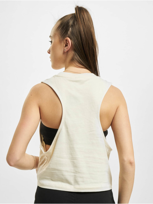 adidas Originals Tank Tops Cropped beige