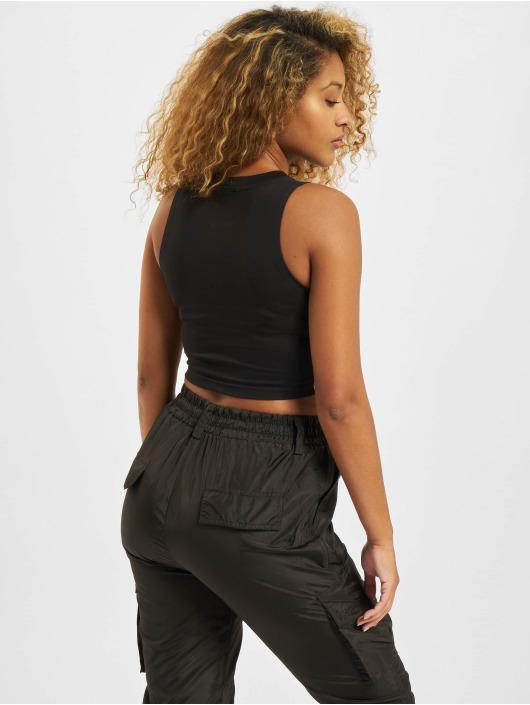 adidas Originals Tank Tops Crop black