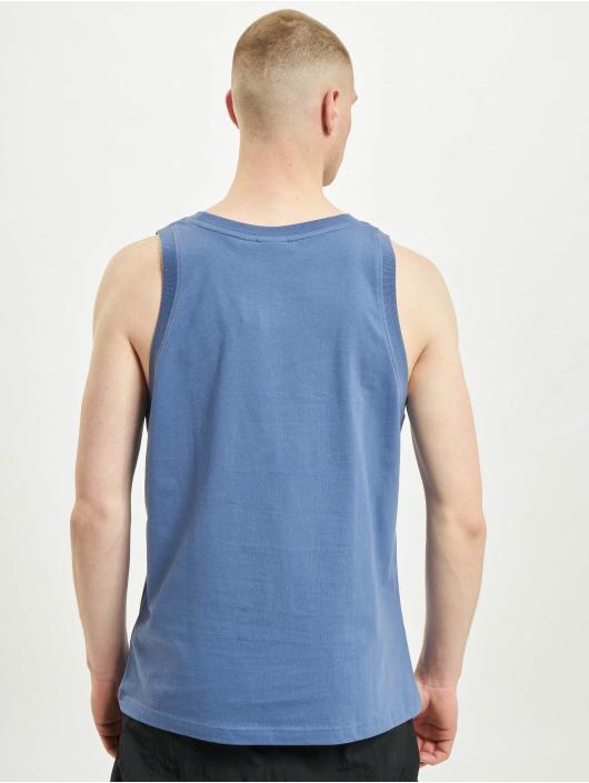 adidas Originals Tank Tops Trefoil blau