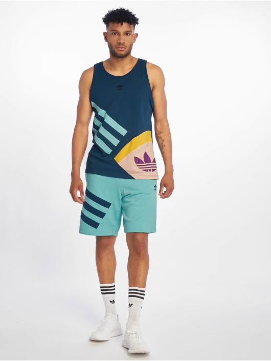 adidas Originals Tank Tops Sportive blue