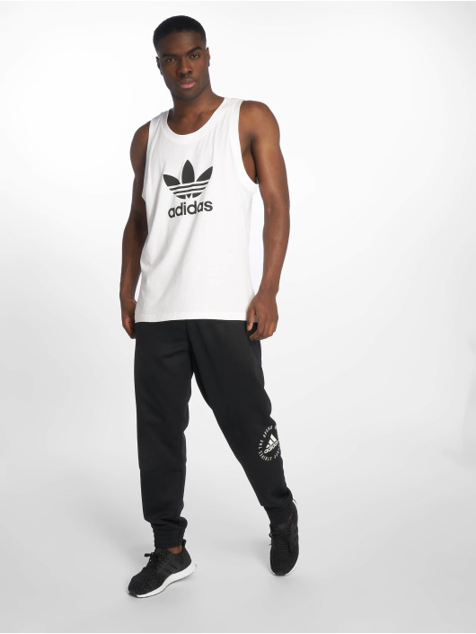 adidas Originals Tank Tops Trefoil white