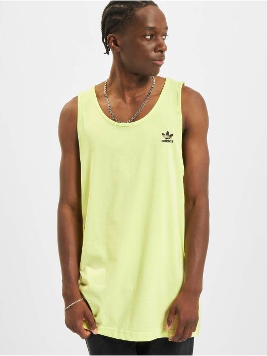 adidas Originals Tank Tops Essentials yellow