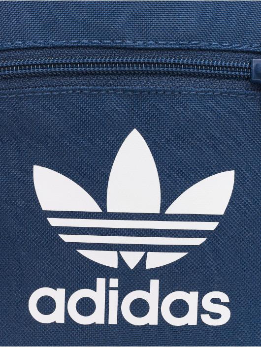 adidas Originals tas Trefoil blauw
