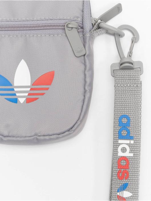 adidas Originals tas Tricolor Festival grijs