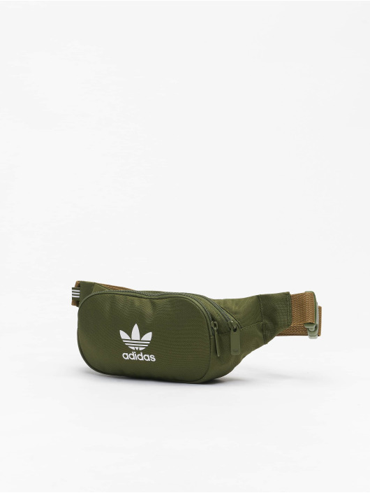 adidas Originals tas Essential olijfgroen