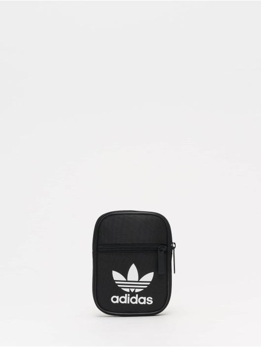 37d283fb9e6 adidas originals Accessoires / tas Festival Trefoil in zwart 543868