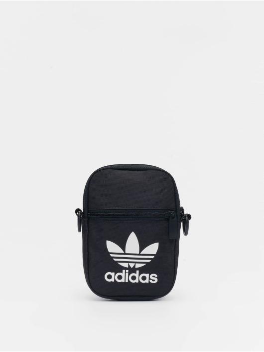 adidas Originals tas Trefoil zwart
