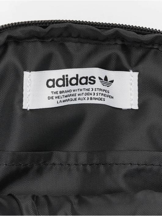 adidas originals Tasche Festival Trefoil schwarz