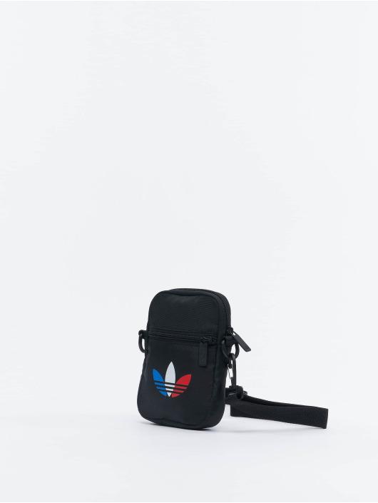 adidas Originals Tasche Tricolor Festival schwarz