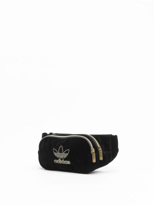 adidas Originals Tasche Velvet schwarz