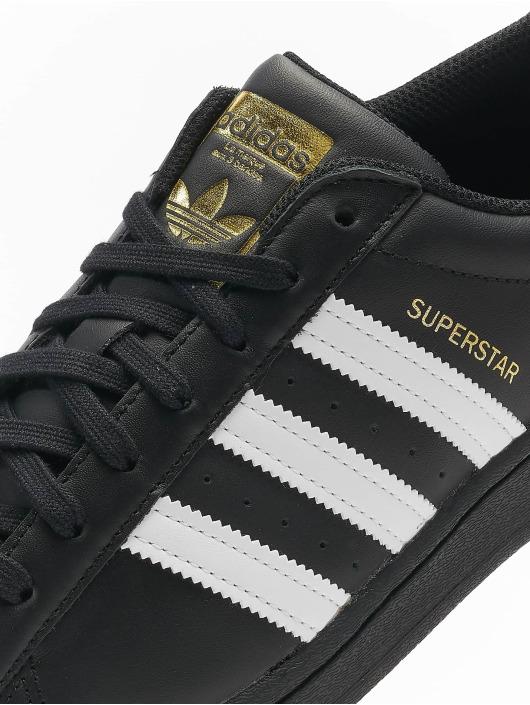 adidas Originals Tennarit Superstar musta