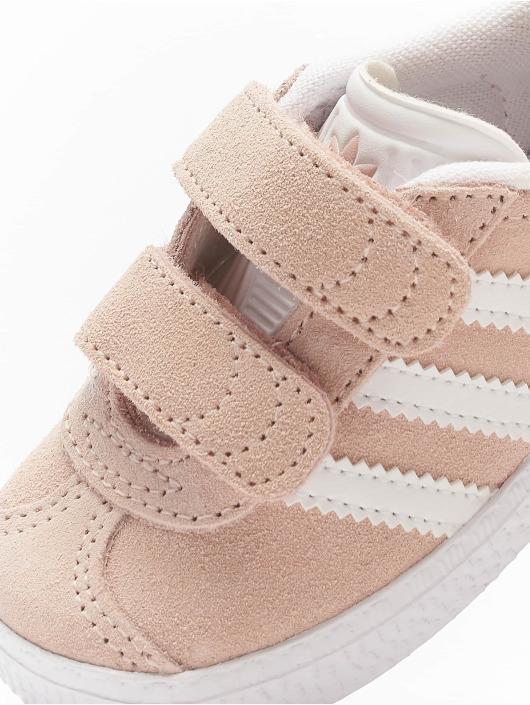 adidas Originals Tennarit Gazelle CF I vaaleanpunainen