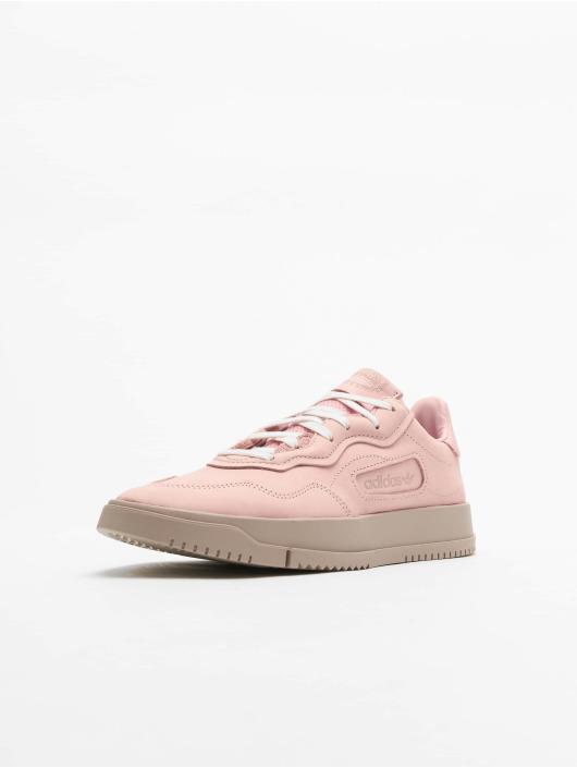 adidas Originals Tennarit SC Premiere vaaleanpunainen