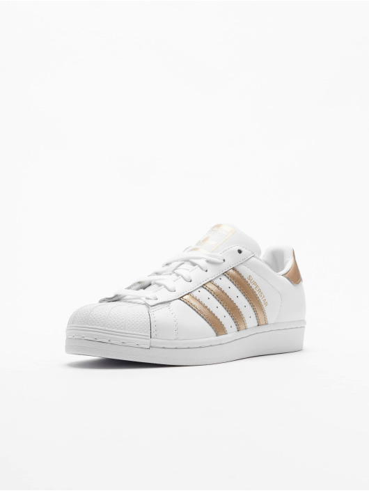 adidas Originals Tennarit Superstar W valkoinen