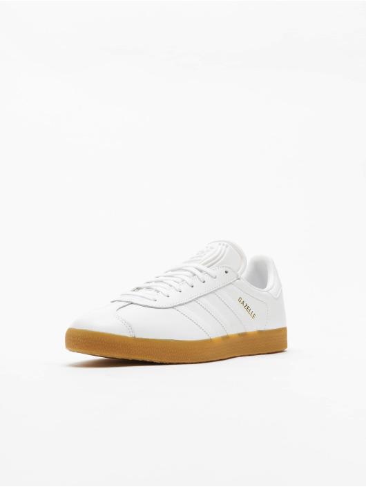 adidas Originals Tennarit Gazelle valkoinen