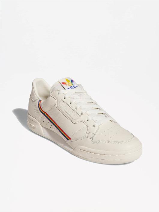 adidas originals Tennarit Continental 80 Pride valkoinen
