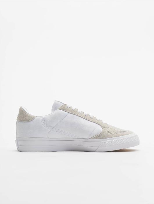 adidas originals Tennarit Continental Vulc valkoinen
