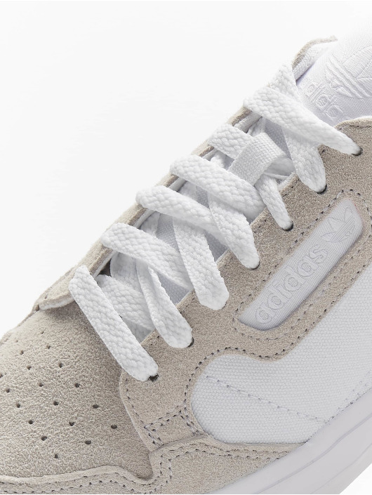 adidas originals Tennarit Continental Vulc valkoinen
