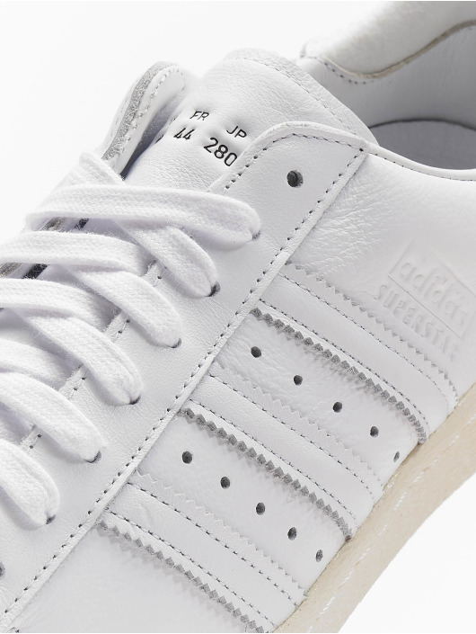 adidas Originals Tennarit Superstar 80s Recon valkoinen