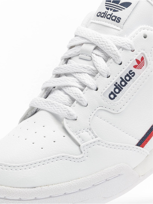 adidas Originals Tennarit Continental 80 Vega valkoinen